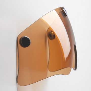 C-Mask 1/2 linse Light  Brown