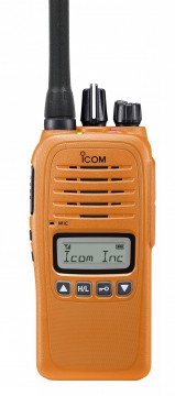 Icom ProHunt Compact Sikringsradio med GPS