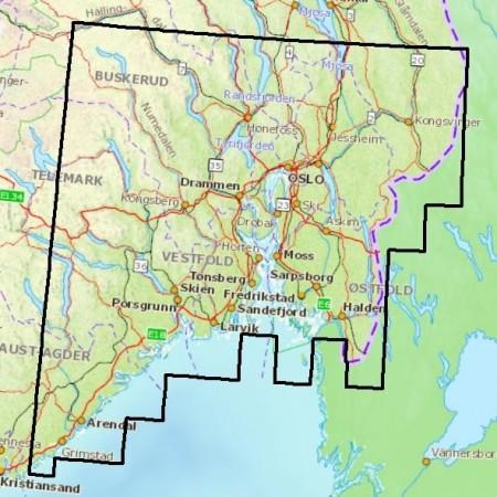 Topografiske kart